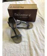 Bearpaw Women's Soho T-Strap Casual Sandals SIZE 7  NWB - $28.63