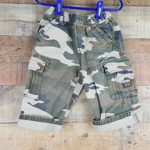 The Children's Place Camouflage Pants Boy's Size 18 Mos. HH21 - $11.87