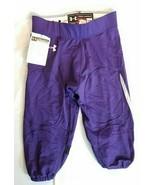 Under Armour Renegade Football Game Pant Men's L Purple Northwestern $95 - $35.99