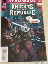 Star Wars Knights Of The Old Republic #20, #21 And #22 Dark Horse Comics! - $16.87