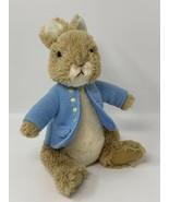 "GUND Beatrix Potter Plush Classic Peter Rabbit 6.5"" Soft Stuffed Animal - $15.00"