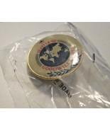 1990 SEATTLE GOODWILL GAMES pinback lapel pin MIP - $15.99