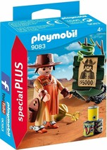 Playmobil Cowboy with Wanted Poster Building Set - $11.87