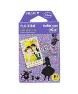 1 Pack 10 Photos Alice in Wonderland FujiFilm Fuji Instax Mini Film Pola... - $10.99