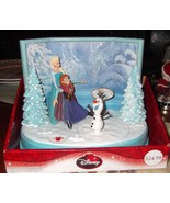 Disney Frozen Musical Animated Table Top Display - $14.89