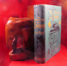 The Tribulations of A Chinaman in China by Jules Verne 1882 - $441.00