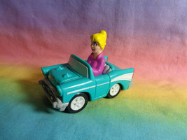 Vintage 1991 Burger King Toy Riverdale Comic Archie Betty Green Car - GUC - $3.94