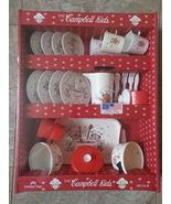 Vintage Chilton Toys The Campbell Kids Dinner Play Set for Children Made... - $99.99