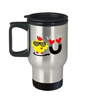 Chick Magnet Funny Picture Sayings 14 oz. Stainless Steel Travel Mug - $19.99
