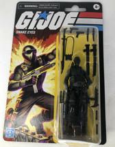 """GI Joe Hasbro Retro Collection SNAKE EYES 3.75"""" Walmart Exclusive Action... - $24.37"""