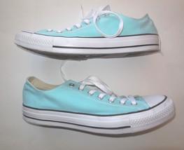 Converse All Star Unisex Sneakers sz M 11 W 13 Poolside Blue - $26.00