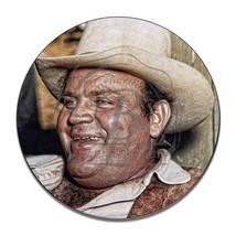 Bonanza Western 70's TV Show Dan Blocker as Hoss Cartwright Aluminum Sign - $16.09