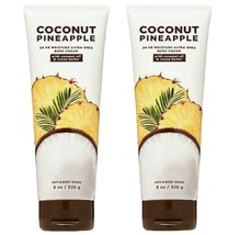 2-Pack Bath & Body Works Coconut Pineapple Ultra Shea Body Cream 8 oz - $24.65