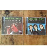 THE DOCUMENT GREEN DAY NEW CD + DVD Chrome - $18.99