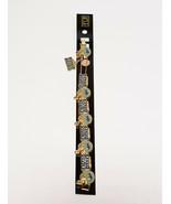 Peter David LIONS 5 HELMENTS 5 FLAG Detroit Lions NFL Apparel Bracelet  - $7.13