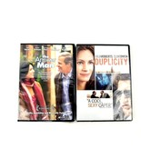 The Answer Man and Duplicity DVDs Starring Jeff Daniels & Julia Roberts New - $14.01