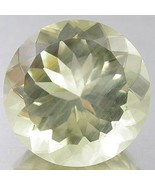 All Natual 8.46ct Round Yellow Labradorite Feldspar - $24.99