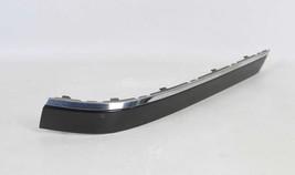 BMW E46 3-Series Right Front Bumper Impact Strip Rub Trim Moulding 1999-2006 OEM