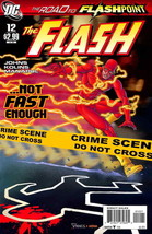 Flash, The (3rd Series) #12A VF/NM; DC | save on shipping - details inside - $4.99