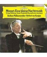 Herbert Von Karajan - Mozart - Eine Kleine Nachtmusik - 2532 031 NM/NM L... - $22.50