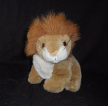 "8"" Ty Vintage 1994 Baby Roary The Lion Brown Tan Stuffed Animal Plush Toy Sahara - $42.08"