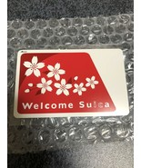 Welcome Suica JAPAN IC Card Subway for foreigners visiting Japan JR Orna... - $15.03