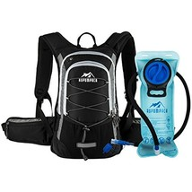 RUPUMPACK Insulated Hydration Backpack Pack with 2L Water Bladder - Keep... - $679,56 MXN