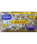 Hurst's Hambeens 15 Bean Soup(1Lb 4OZ.) 567g w/ Seasoning Packet Inside Bag - $9.89
