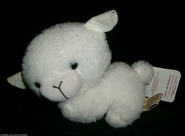 """7 """"vintage 1982 applause baby lacey sheep easter stuffed animal toy #7907 - $32.36"""
