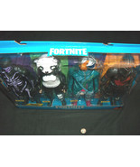 "NEW Fortnite Squad Mode 4 12"" Figure Doll Set Skull Trooper Black Night ... - $55.82"