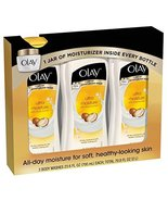 6 Wholesale Lots 3 Pack Olay Ultra Moisture Body Wash with Shea Butter, ... - £109.07 GBP