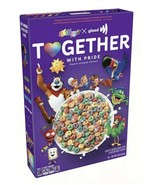 Kellogg's GLAAD – TOGETHER With Pride Heart Shaped Cereal Net Wt 7.8 OZ ... - $10.80