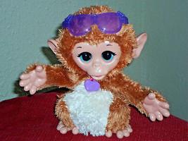 Furreal Friends Baby Cuddles My Giggly Monkey Animated Plush Stuffed Animal - $24.99