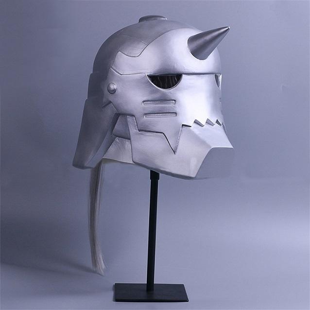 Fullmetal Alchemist Alphonse Elric Cosplay Helmet Buy