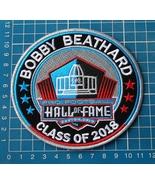 BOBBY BEATHARD 2018 NFL HALL OF FAME FOOTBALL SUPERBOWL LOGO PATCH EMBRO... - $18.00