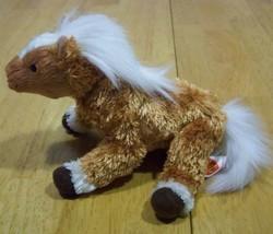 """TY Beanie Baby DURANGO HORSE 7"""" Plush Stuffed Animal - $15.35"""