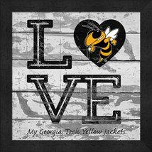Ove my team logo square wood npz college georgia tech yellow jackets lovl4n13sclgatc bk thumb200