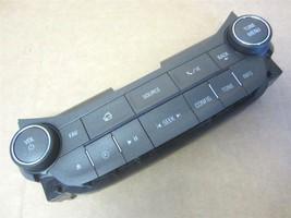 GM OEM 2013-2016 Chevrolet Malibu Radio Control Panel Face Buttons Switc... - $59.39