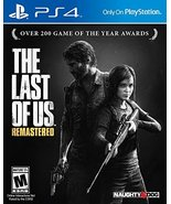 The Last of Us Remastered - PlayStation 4 [video game] - $39.20