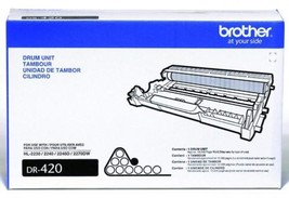 Brother Drum Unit DR420 - Retail Packaging  - $104.67