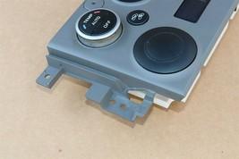 06 Suzuki Grand Vitara Air AC Heater Climate Control Panel 39510-65JP0-CAU image 2