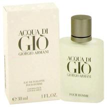 ACQUA DI GIO by Giorgio Armani Eau De Toilette Spray 1 oz - $58.95