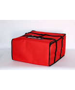 "Restaurantlinenstore NEW Nylon Insulated Pizza Delivery Bag Size 20"" x 2... - $19.99"