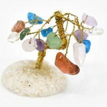 Mixed Polished Gemstone Colorful Variety Miniature Gem Tree Mini Gemtree image 1