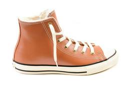 Converse Junior CTAS HI 654345C Sneakers Brown Size US 3.5 - $48.31