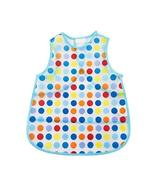 Baby Bib Soft Plastic PEVA Waterproof Bib Easy to Clean - $11.55