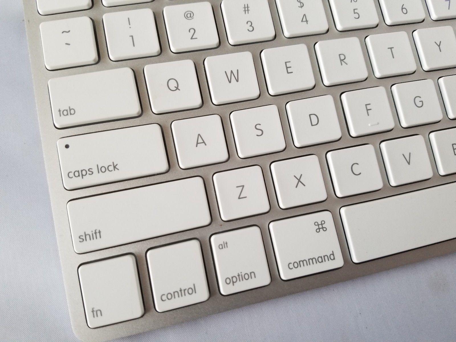 896a5d98d4e Apple A1314 MC184LL/B Wireless Keyboard Mac and 50 similar items