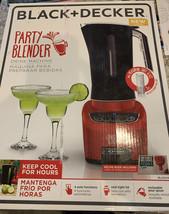 Black+Decker BL4001R Party Blender Drink Machine Red - $63.05