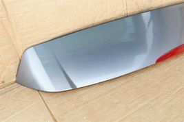 08-13 Acura MDX Rear Hatch Lip Spoiler Wing Garnish w/ Brake Light image 4