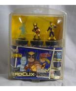 Heroclix Marvel X Men Wolverine Iceman Cyclopes Figure 2012 NECA - $9.99